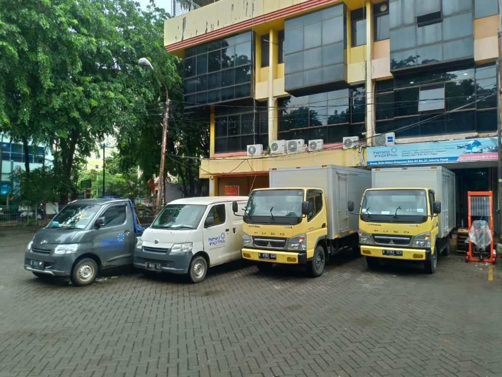 Ekspedisi Cargo Door to Door